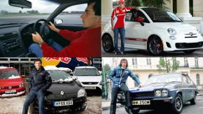Pilotos de Fórmula 1 em carros de rua – os melhores vídeos!