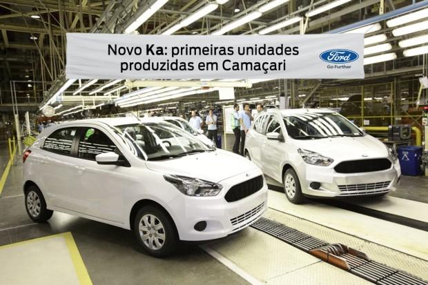 Ford Ka S 10