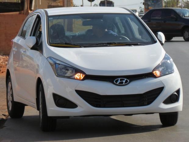 Hyundai HB20 Comfort Plis 1.6