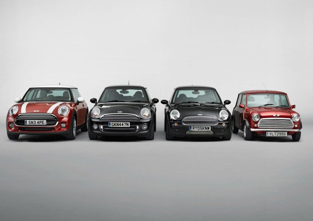MINI-Hatch-Old-Models