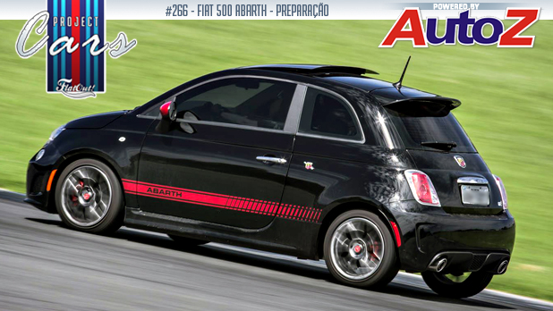 mais pot ncia para um fiat 500 abarth a hist ria do project cars 266 flatout. Black Bedroom Furniture Sets. Home Design Ideas