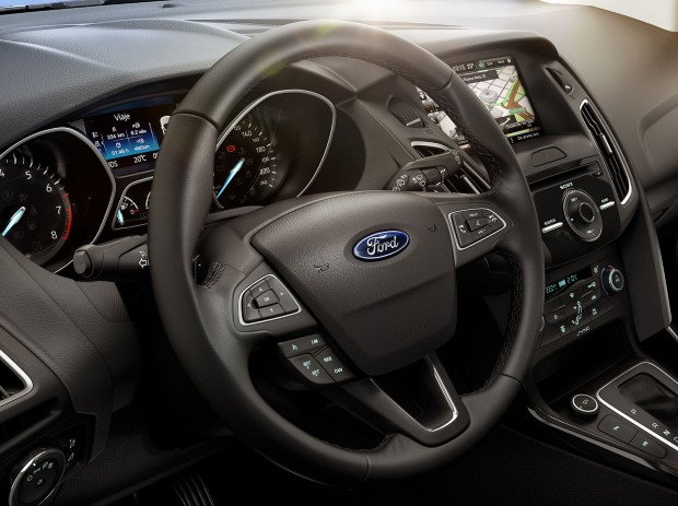 Paddle Shifters Interior Focus Fastback_04