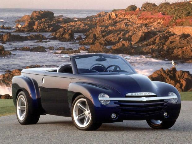Chevrolet SSR.