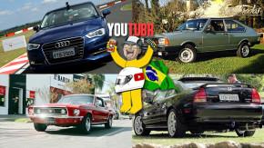 Audi A3 1.8T na pista, Passat TS no Dia dos Pais, Civic Nation 2015, um Mustang 1968 no Brasil e mais nos melhores vídeos da semana