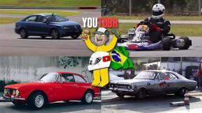 Jetta TSI no Velo Città, Sul-Americano de Kart, uma bela Alfa Giula GTV 2000 e os Opala mais rápidos do Brasil nos melhores vídeos da semana