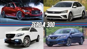 Nissan Altima e VW Passat de cara nova nos EUA, Infiniti Q50 Eau Rouge com motor de GT-R não será produzido, Brabus lança GLE com 850 cv e mais!