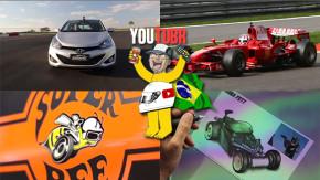 Hyundai HB20 1.6 no Velo Città, Ferrari Racing Days em Spa, Dodge Super Bee 1970 no Brasil, como nasce um Hot Wheels e mais nos melhores vídeos da semana!