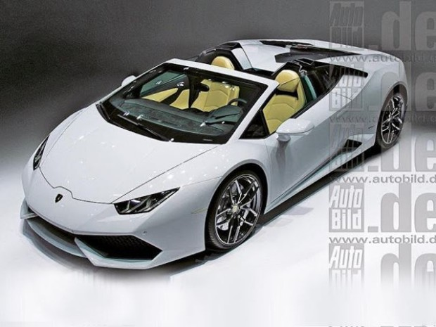 Lamborghini-Huracan-Spyder-Auto-Bild