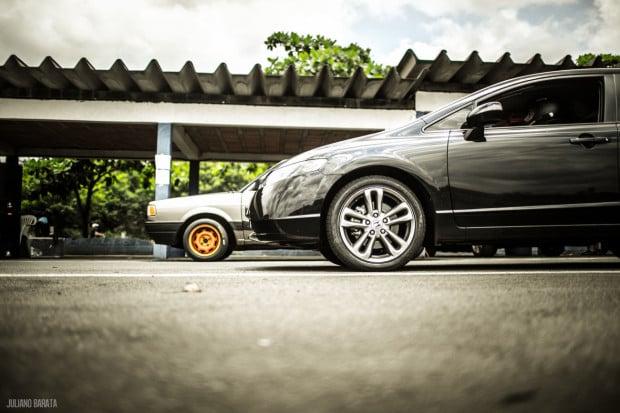 Project cars mini cooper part 1-2