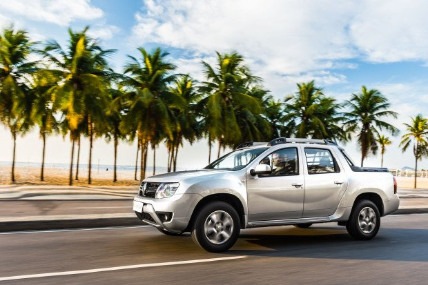Renault Duster Oroch Dynamique 1.6 - 01