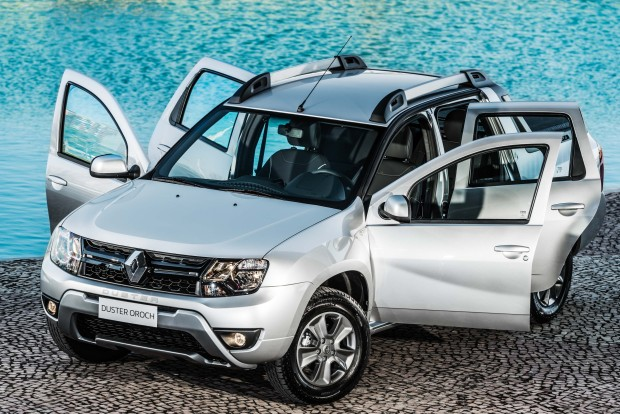 Renault Duster Oroch Dynamique 1.6 - 03