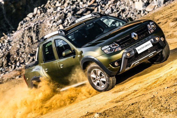 Renault Duster Oroch Dynamique (15)