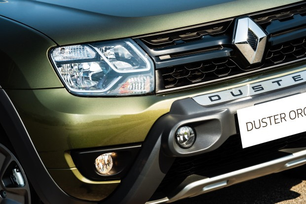 Renault Duster Oroch Dynamique (5)