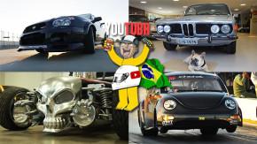 Um WRX STI de 570 cv no Velo Città, BMW 3.0 CSi no Brasil, conhecendo o centro de design da Hot Wheels e o VW a ar mais veloz do mundo nos melhores vídeos da semana!