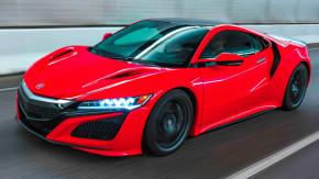 Novo Honda NSX testado: como anda a nova geração do lendário supercarro japonês?