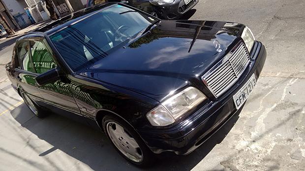 mercedes c280 sport 1995 ficha tecnica