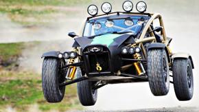 Nomad: o Ariel Atom feito para acelerar longe do asfalto
