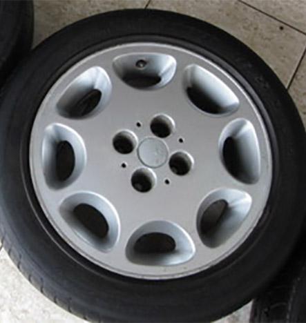 roda replica merc