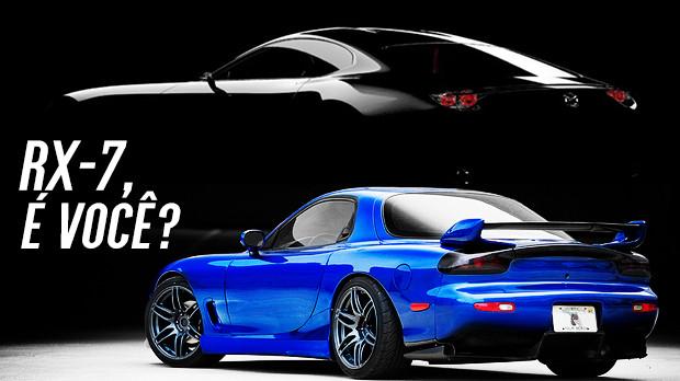 Mazda RX-7: o lendário esportivo com motor rotativo Wankel pode voltar