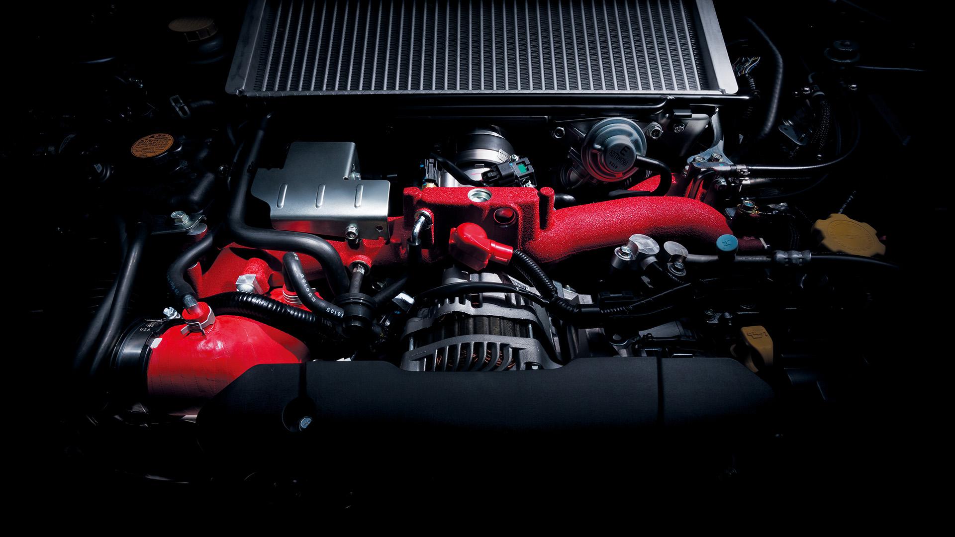 Twin Turbo Wrx Sti >> Subaru WRX STI S207: uma edição especial com 330 cv e 400 unidades... só para o Japão - FlatOut!