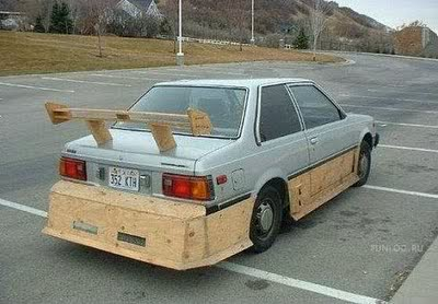 update-your-car-body-kit-wooden-funny