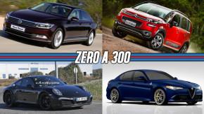 Novo Volkswagen Passat no Brasil, Citroën AirCross de cara nova, Porsche já está desenvolvendo o próximo 911 e mais!
