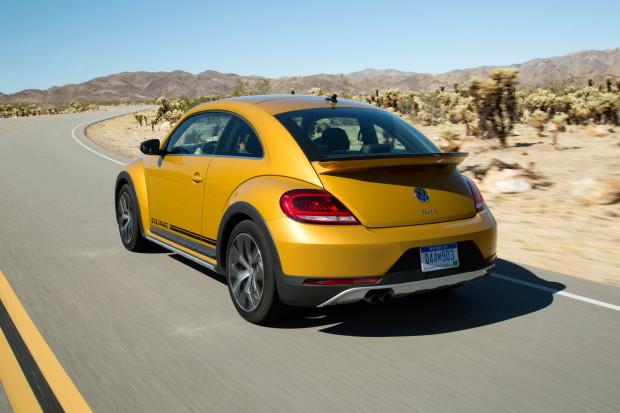 2016 VW Beetle Dune 13