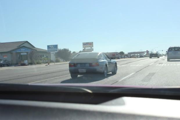 23- Porsche estrada
