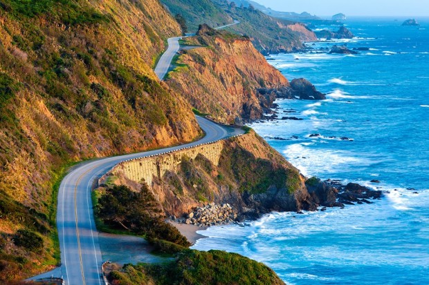 3- Highway one Google