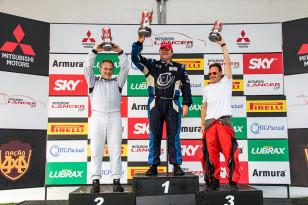 Mitsubishi Lancer Cup 2015