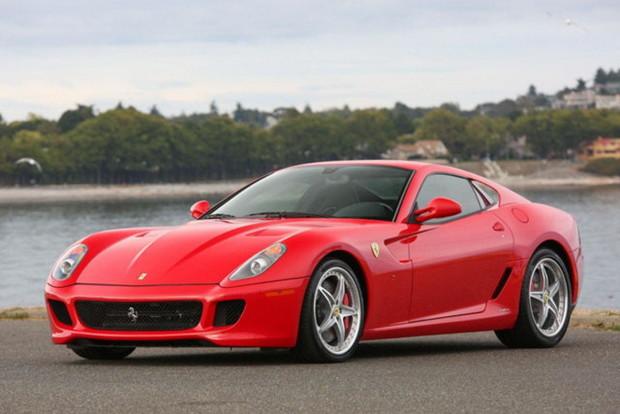 Ferrari 599 GTB Manual Nicholas Cage 6