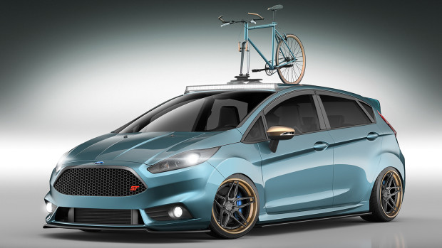 Ford Fiesta ST by CINEMOTIVE MEDIA