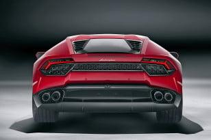 Lamborghini Huracan LP 580-2 4