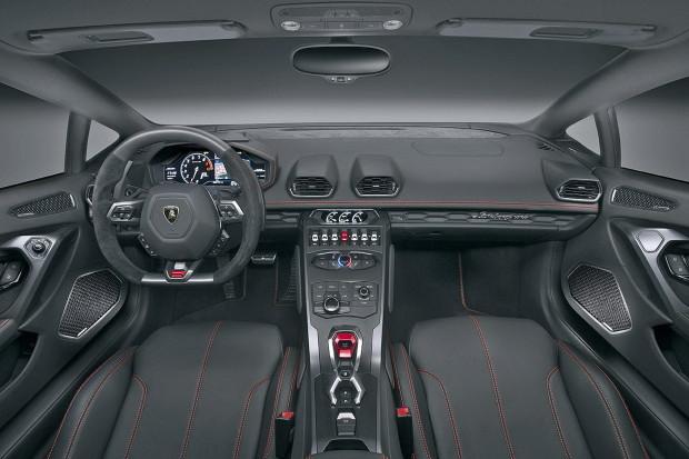 Lamborghini Huracan LP 580-2 6