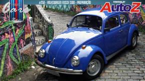 Project Cars #258: um acidente com o Tobias, meu Fusca 1300 1981