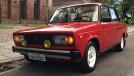 Tração traseira e 143 cv: este Lada Laika com motor Fiat 2.0 está à venda!