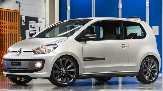 Bubble Gun Treffen 7 Edition é o Volkswagen Up TSI de duas portas que a gente sempre quis