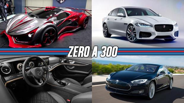 Um Supercarro Do Inferno, Novo Jaguar XF é Lançado No Brasil, Mercedes Benz