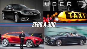 Saab volta em 2017 com cinco modelos, Uber não roubou passageiros dos táxis, Lamborghini Urus será SUV mais rápido do mundo e mais!