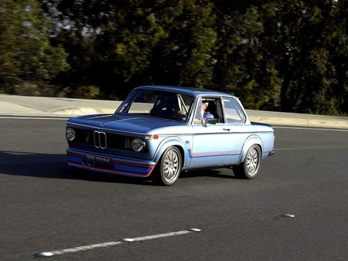 Paul Cain's 1974 BMW 2002 Twin Turbo - The 'BMW 3002ttiL'