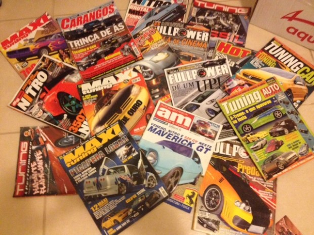 Revistas Diversas
