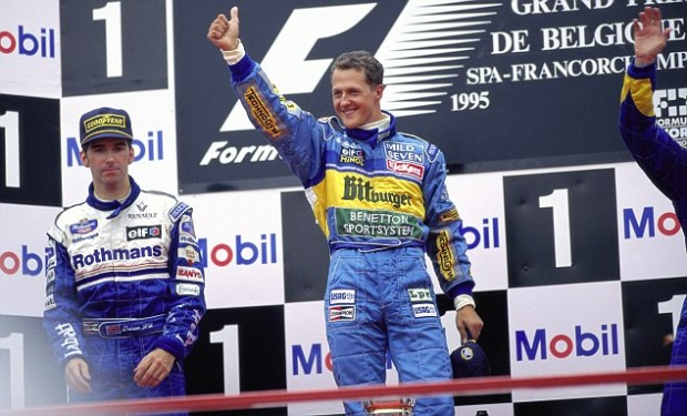 Spa-Francorchamps 1995
