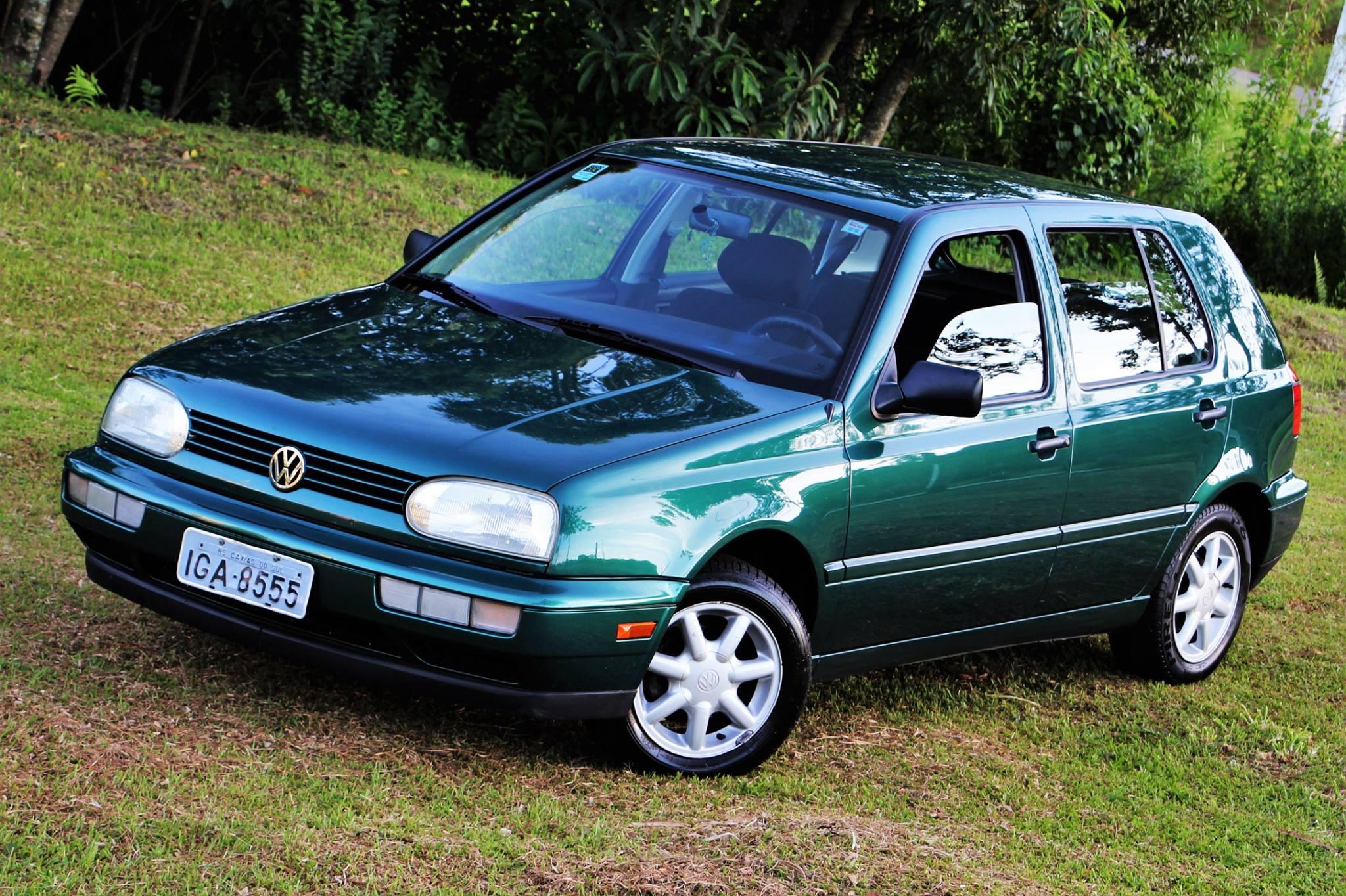 Quer um vw golf mk3 bem conservado e pouco rodado ent o for Garage volkswagen 95