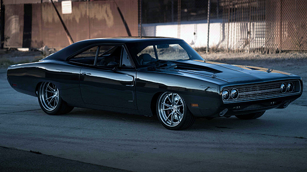 Dodge Challenger Antigo V8 >> Este é Tantrum, um Dodge Charger 1970 restomod com fibra de carbono, um V8 de 9 litros e quase 1 ...