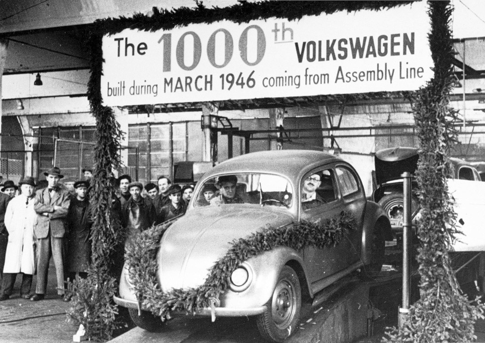 1000 volkswagen