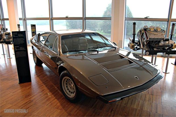 Lamborghini museo 2015