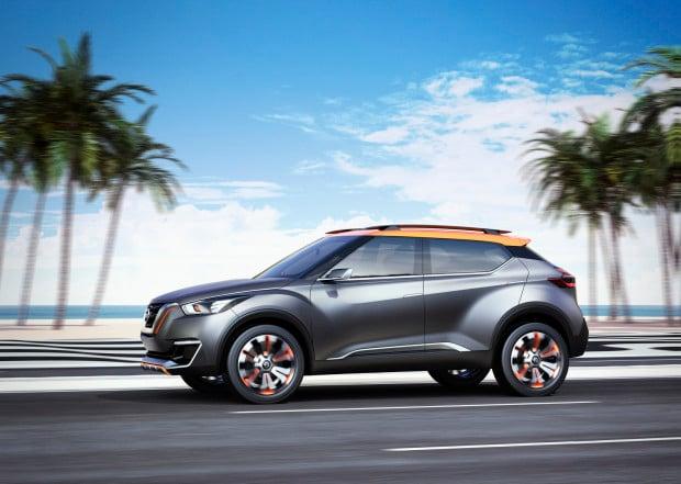 Nissan Kicks já tem data de estreia no Brasil Nissan-Kicks-Concept-2-620x441