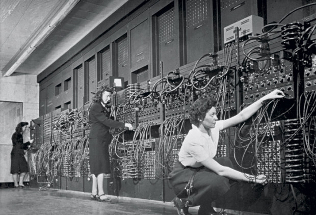 Operating ENIAC Computer