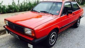 Quase um Gol GT sedã: encontramos este raro e bem cuidado VW Voyage Super à venda!