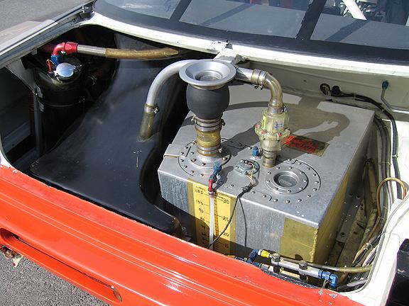 1989 audi 200 quattro tank